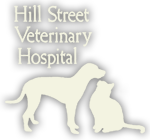 Hill Street Veterinary Hospital Logo